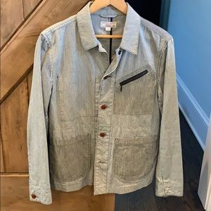 JCrew Wallace and Barnes Chore Coat
